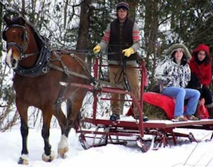 Mackin Creek Farm, BC Canada