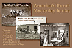 merica's rural yesterday books