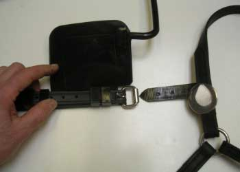 bridle cheek connector
